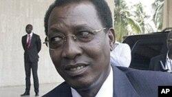 Le président tchadien Idriss Déby Itno (archives)