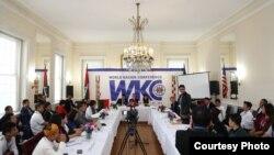 ၀ါရွင္တန္ဒီစီမွာက်ငး္ပခဲ့တဲ့ World Kachin Conference