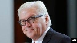 Menteri Luar Negeri Jerman Frank-Walter Steinmeier (foto: dok).
