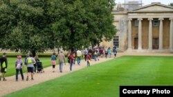 英国剑桥大学 (资料图片)