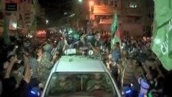 2011-10-12 粵語新聞: 以色列哈馬斯交換囚犯和被俘士兵
