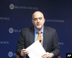 大西洋理事会国际安全项目主任杰森.希利