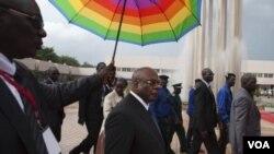 ທ່ານ Ibrahim Boubacar Keita ໄດ້ສາບານໂຕ ເຂົ້າຮັບຕໍາແໜ່ງເປັນ ປະທານາທິບໍດີ ຄົນໃໝ່ຂອງ ມາລີ
