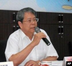 新台湾国策智库副董事长 陈师孟