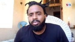 Periodista cubano Abraham Jiménez Enoa protestas