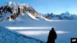 喜马拉雅冰川