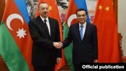 Azərbaycan-Çin danışıqları