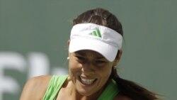 آنا ایوانوویچ هم از تنیس ایندین ولز حذف شد.