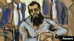 «سیف الله سایپوف» عامل حمله تروریستی نیویورک در دادگاه ابراز پشیمانی از اقدامش نکرد.