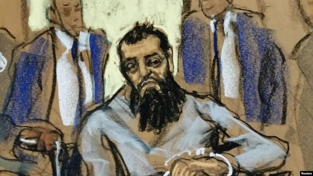 Özbek Saldırgan Hakim Karşısına Çıktı