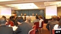 Một cuộc hội thảo về Biển Đông tại trụ sở CSIS