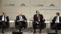 کنفرانس مونيخ و تقابل نظامی با ايران