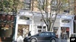 典型美國小城社區街道