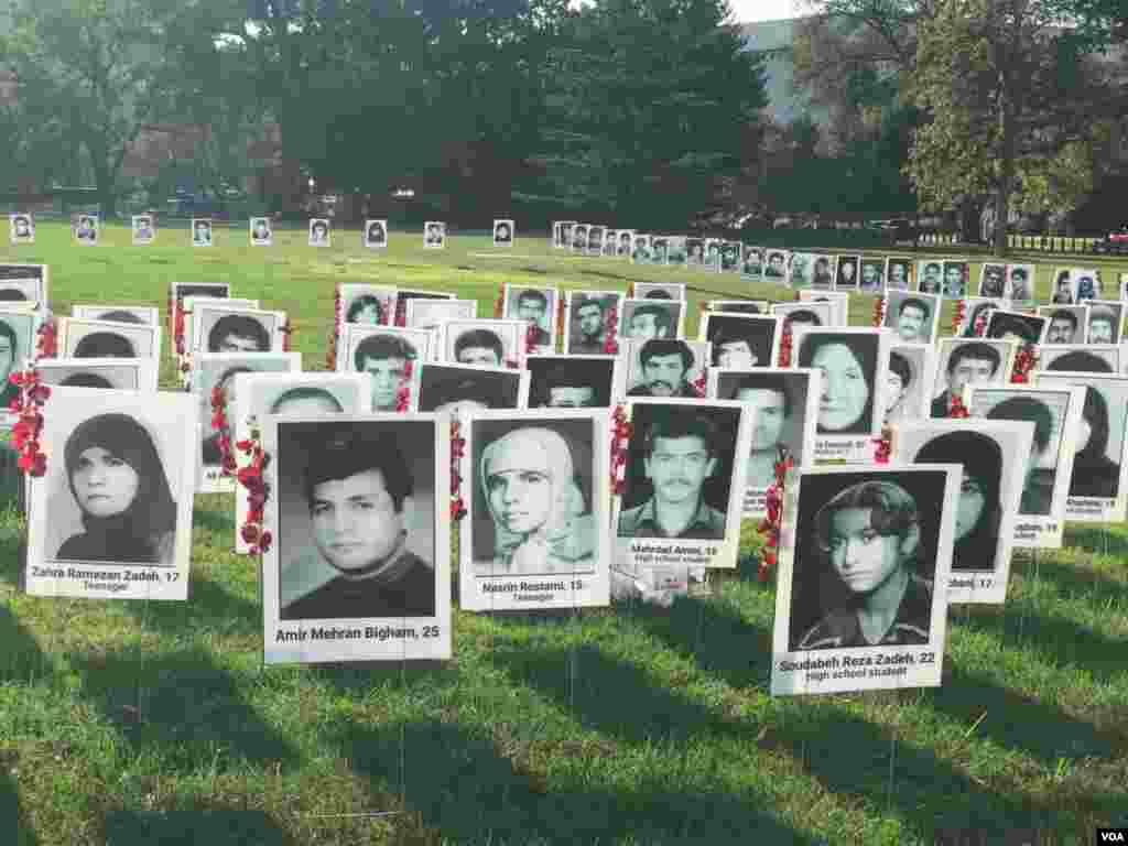 روز پنجشنبه مراسمی در محوطه کنگره آمریکا برگزار شد که در آن یاد قربانیان کشتار ۶۷ توسط رژیم جمهوری اسلامی ایران گرامی داشته شد. چند تن از اعضای کنگره آمریکا در این مراسم حضور یافتند.