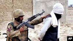 پاکستان: سکیورٹی فورسز نے 22 جنگ جو ہلاک کر ڈالے