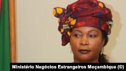Helena Taipo, embaixadora moçambicana