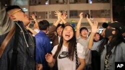 香港區議會選舉建制派敗北 北京可能誤判形勢