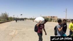 وضعیت بد اقتصادی ایران یکی از عوامل برگشت دواطلبانه مهاجرین افغان از آن کشور به شمار می رود