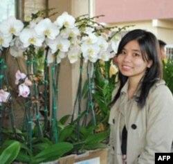 Cô Isabella Lại, biên tập viên của OneVietnam
