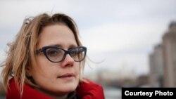 Директор Фонда Немцова Ольга Шорина. Фото из личного архива.