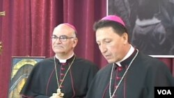 Albania Shkodra Priest