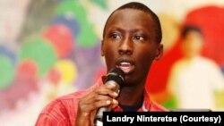Landry Ninteretse atwara ishirahamwe 350 ku rwego rwa Afurika