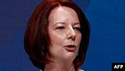 Thủ tướng Australia Julia Gillard