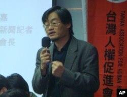 台湾记者协会会长庄丰嘉