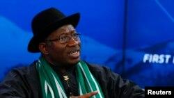 Shugaba Goodluck Jonathan wanda zai mika mulki gobe