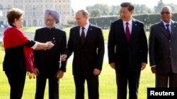 Деякі з учасників саміту Великої двадцятки