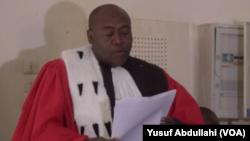 Babban Alkalin Kotun Yamai dake Niger, Ibrahim Haruna