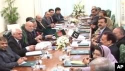 کامیاب مفاہمتی عمل کے لیے پاکستانی حمایت ناگزیر