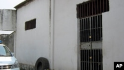Centro de Acolhimento de Estrangeiros de Malanje