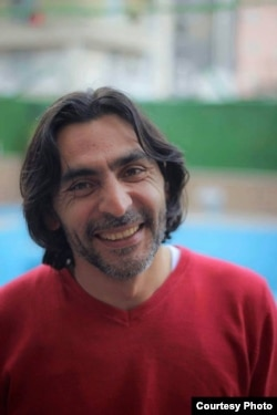 Naji Jerf, a Syrian filmmaker who made an anti-Islamic State documentary, was killed Dec. 27, 2015, on a crowded street in Turkey.