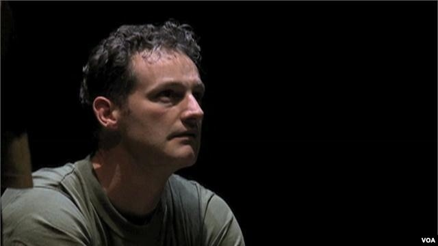 "The opera ""Fallujah"" explores an American Marine's inner battle"