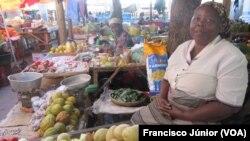 Mercado Central de Inhambane, Moçambique