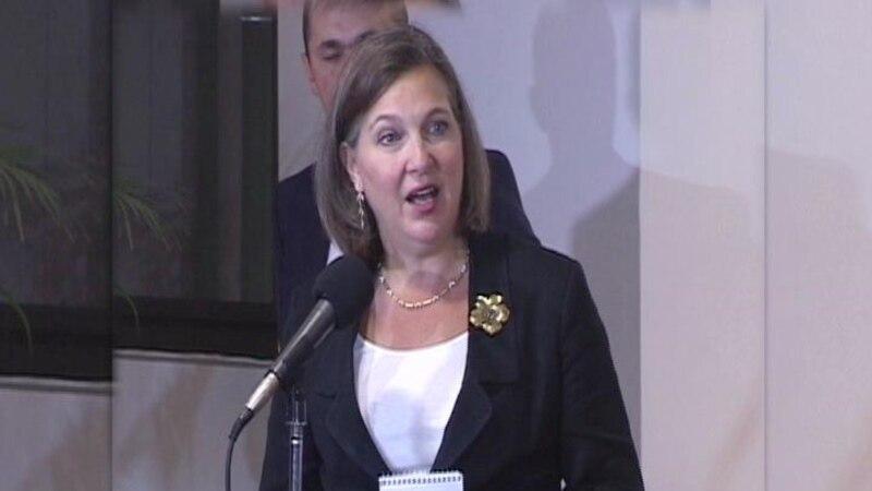 Виктория Нуланд: Будущее Украины определит не Москва, а украинский народ