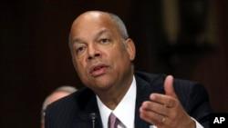 Jeh Johnson, secretario de Seguridad Nacional de EE.UU.