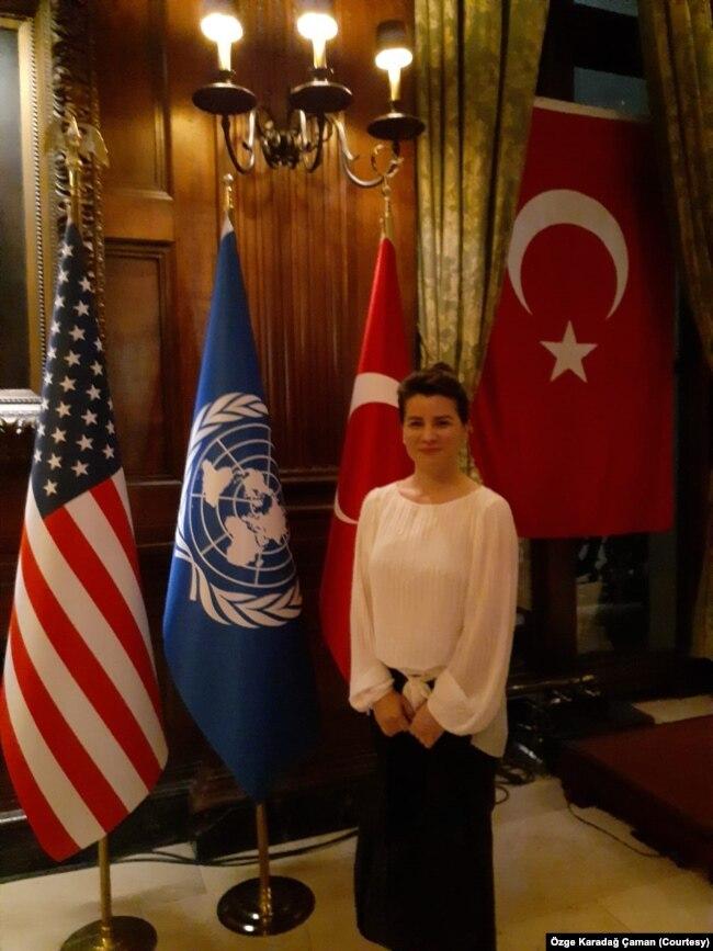 Dr. Ozge Karadag Caman