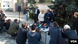 Юлія Тимошенко. Фото: Тарас Бурнос