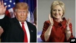 Cựu Ngoại trưởng Mỹ Hillary Clinton giành chiến thắng trong cuộc họp bầu của đảng Dân chủ ở bang Nevada, và ứng cử viên tổng thống đảng Cộng hoà Donald Trump thắng ở bang South Carolina.
