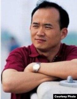 新快报调查记者刘虎 (网络图片)