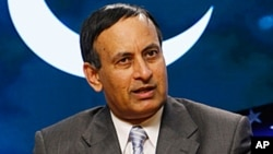 حسین حقانی، سفیر پیشین پاکستان در واشنگتن