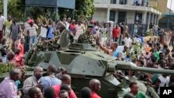 Reportage de Christophe Nkurunziza sur les militaires burundais des missions de paix, blessés, abandonnés à Bujumbura