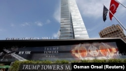 Kompleksi Trump Towers në Stamboll