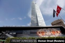 İstanbul'daki Trump Towers Mall