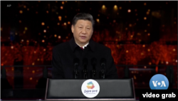 President China, Xi Jinping (Foto: VOA/videograb)