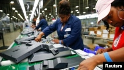FILE - Walmart pledged last year to buy an extra $250 billion in U.S.-made goods over the next decade, it appeared to be just what was needed to help move America's putative manufacturing renaissance from rhetoric to reality, May 29, 2014.