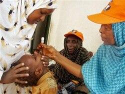 Sheikh Dahiru Usman Bauchi Kan Batun Karbar Rigakafin Polio - 1:22