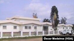Sede da Televisão São-Tomense, São Tomé e Príncipe
